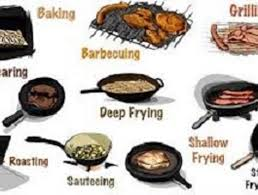 Cooking Terminologies | Some Important Cooking Terms