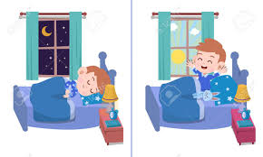 Image result for wake up and sleep